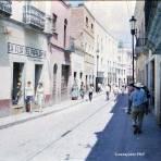 Escena callejera 1965.