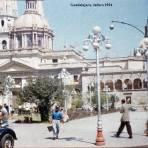 La Catedral Guadalajara, Jalisco 1954.