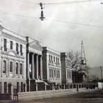 Escuela Normal de   Saltillo ( Circulada el 17 de Mayo de 1913 ).