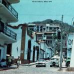 Escena en Nuevo Vallarta, Jalisco 1976 .