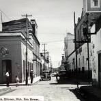 Calle Dr. E Garcia.