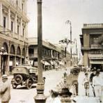 Calle Independencia Veracruz.