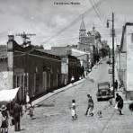 Escena callejera .Cuernavaca, Morelos
