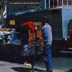 Un Organillero Cd.de México 1961