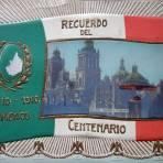 Recuerdo del Centenario 16 de Septiembre de 1910.