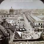 Panorama desde La Catedral 1904.