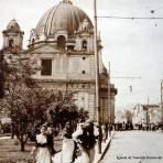 Iglesia de Nuestra Senora de Loreto Cd. de México.