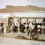 Carro Urbano de pasajeros ( Fechado 1919 ).