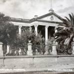 Escuela Normal ( Circulada el 27 de Enero de 1958 ).