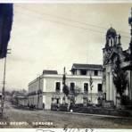 Calle  Ocampo ( Circulada el 18 de Abril de 1907 ).