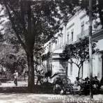 El Correo y Jardin de La Soledad.