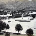 Escena callejera 1918.