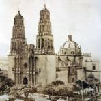 La Catedral  ( Circulada  el 25 de Mayo 1924 ).