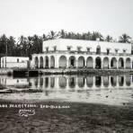 La Aduana Maritima.