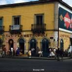 Escena de La tienda La Metropoli 1958.