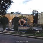 La fuente Tarasca Morelia, Michoacán 1958.