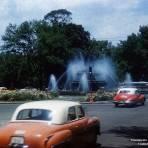 Monumento a La Diana Cazadora  Ciudad de México 1958