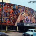 Teatro Insurgentes Ciudad de México 1958