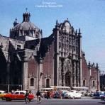 El Sagrario Ciudad de México 1958
