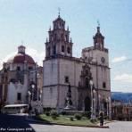 Plaza de La Paz  Guanajuato 1958