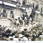 Fiestas del Primer Centenario de la Independencia de Mexico ( 16 de Septiembre de 1910) Por el Fotografo Felix Miret
