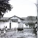 Tipica Calle.