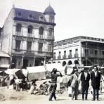 Vista tipica de Tampico, Tamaulipas