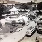 Jardin Melchor Ocampo.