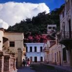 Escena callejera Chapala, Jalisco 1946.