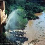 Planta Hidroelectrica en El Salto de Juanacatlán Jalisco 1946