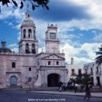 Iglesia de La Cruz Querétaro 1946
