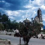 La Iglesia de Tepotzotlán, México 1946.