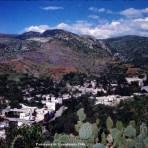 Panorama de Guanajuato 1946. .