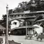 Hotel Miramar y La Plaza ( Circulada el 1 de Diciembre de 1932 ).