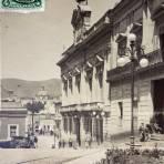 Palacio de Gobierno. ( Circulada el 6 de Noviembre de 1931 ).
