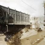 Avenida Juarez  ( Circulada el 1 de Abril 1936 ).