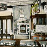 Interior del Museo de Artillería, en La Ciudadela