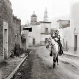 Calle en Villa de Santiago