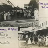 Feria de Tlacotalpan en el Zócalo
