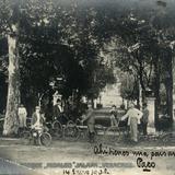 Parque Hidalgo (también conocido como parque Los Berros)