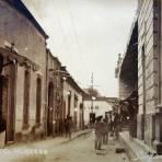 A un costado del Mercado ( Circulada el 21 de Agosto de 1930 ).