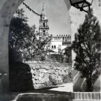 Portada del Jardin de ninos Cuernavaca, Morelos.