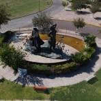 Monumento a las Piscadoras, Ciudad Delicias Chih.