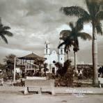 Plaza y kiosco de Yanga, Veracruz (anteriormente, San Lorenzo
