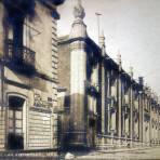 Convento de Las Vizcainas.
