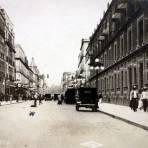 Avenida 5 dd Mayo ( Circulada el 15  de Abril de 1944 ).