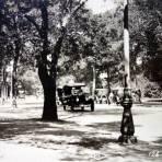 Entrada el Bosque de Chapultepecc.