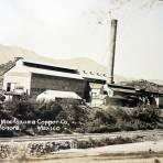 Planta Electrica Moctezuma de La Cia,Cooper.