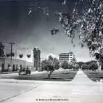 El Boulevard Hermosillo Sonora.