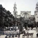 Plaza Principal. - Mérida, Yucatán